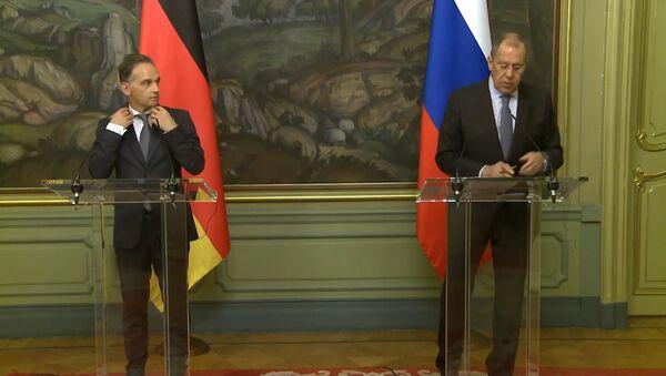 Не видят никаких краев: Лавров и Маас обсудили санкции США против Северного потока - 2 - Sputnik Узбекистан