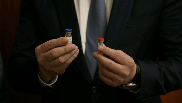 Россия первой в мире зарегистрировала вакцину от коронавируса - Sputnik Ўзбекистон