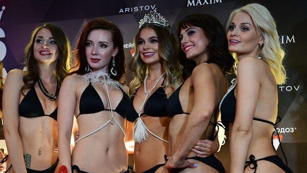 Miss Maxim tanlovi 2006 yildan beri oʻtkazib kelinmoqda. - Sputnik Oʻzbekiston