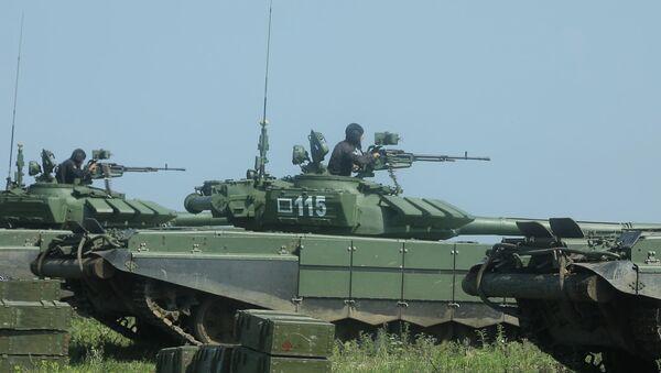 Подготовка узбекских военных к АрМИ 2020 - Sputnik Узбекистан