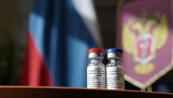 Вакцина против новой коронавирусной инфекции впервые в мире зарегистрирована в России 11 августа - Sputnik Ўзбекистон