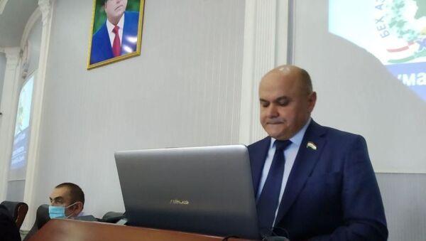 Рустам Латифзода - Sputnik Узбекистан