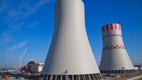 АЭС, иллюстративное фото - Sputnik Узбекистан