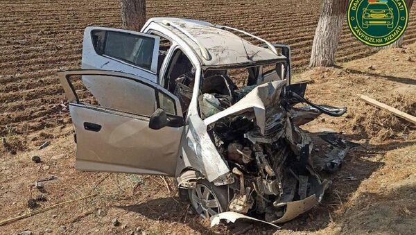 ДТП в Сурхандарьинской области: погибли шесть человек - Sputnik Узбекистан