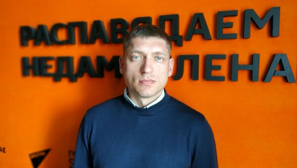Экономический эксперт Алексей Авдонин - Sputnik Узбекистан