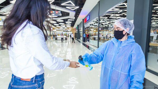 В Ташкенте начали работать торговые центры - список - Sputnik Узбекистан