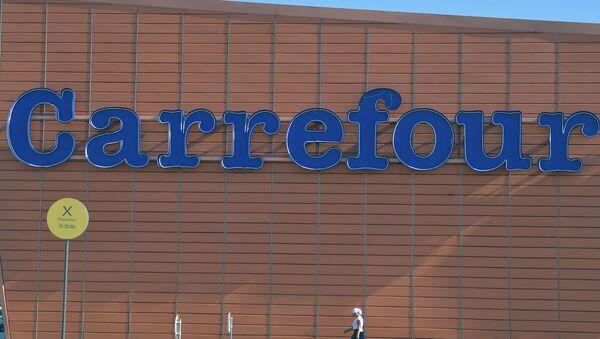 В Узбекистане откроются три магазина Carrefour - Sputnik Узбекистан