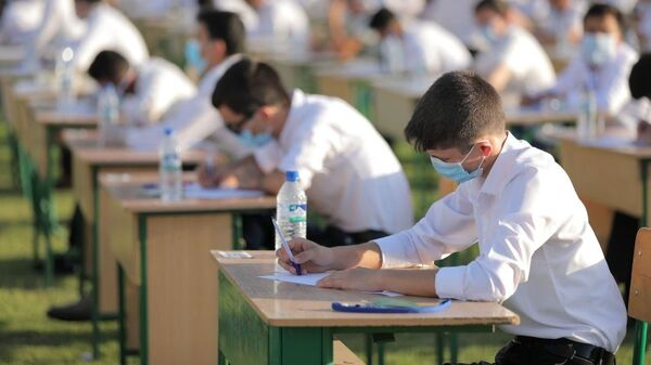 Вступительные экзамены в Ташкентский филиал МИСиС - Sputnik Ўзбекистон