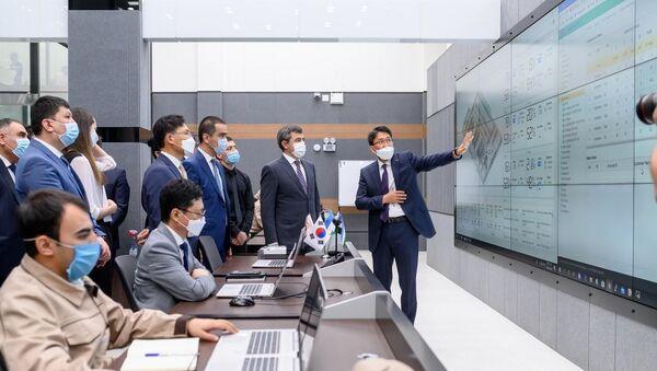 В Ташкенте запустили центр по контролю и учету электрической энергии - Sputnik Узбекистан