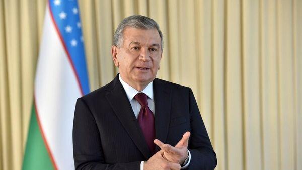Президент провел встречу с активом Бектемирского района - Sputnik Узбекистан