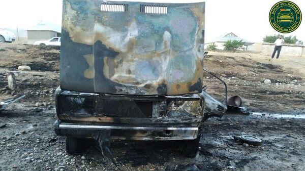В Сурхандарье взорвался автомобиль: погиб ребенок - Sputnik Узбекистан