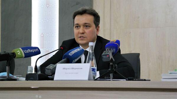 Министр народного образования Узбекистана Шерзод Шерматов - Sputnik Ўзбекистон