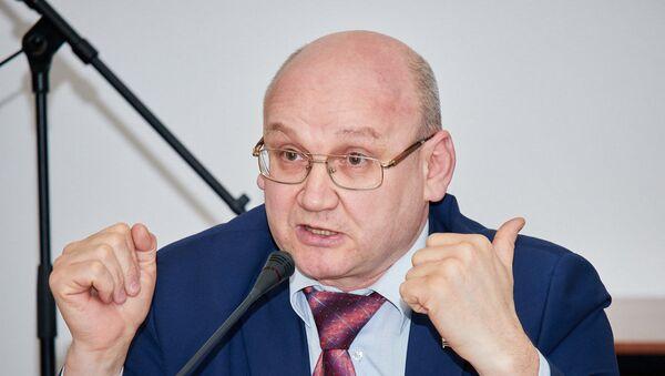 Председатель комиссии по миграции Совета по делам национальностей при Правительстве Москвы Юрий Московский - Sputnik Узбекистан