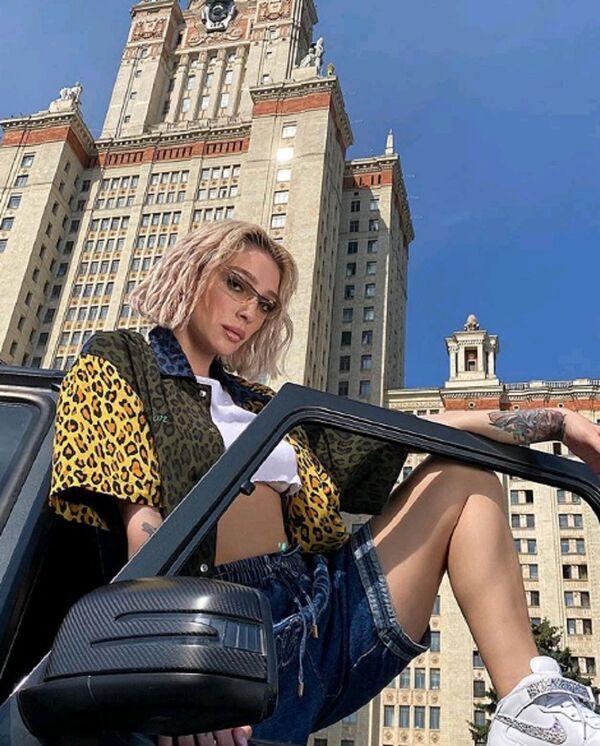 Настя Ивлеева - Sputnik Узбекистан