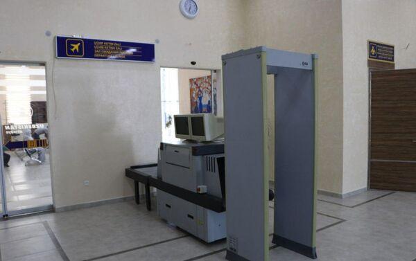 Аэропорт Муйнак принял первый пробный пассажирский рейс - Sputnik Узбекистан