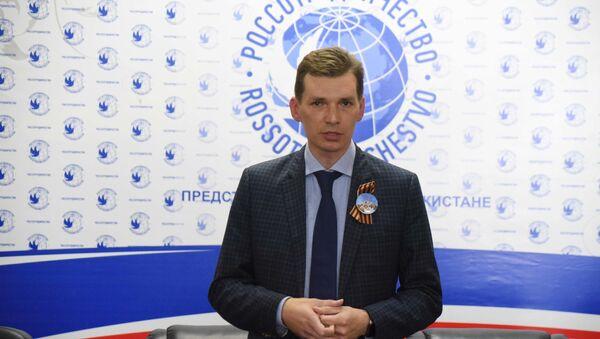 Михаил Вождаев, архивное фото - Sputnik Узбекистан