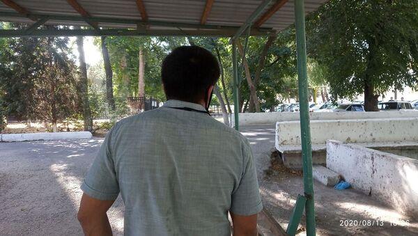 Житель Бухары Фаррух, который потерял семью из-за деятельности сектантов - Sputnik Узбекистан