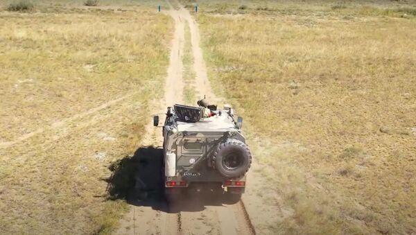 Военное ралли-2020: огневой этап - Sputnik Ўзбекистон