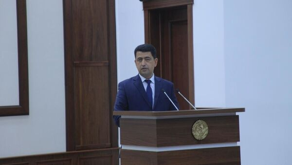Фарход Умаров назначен и.о. хокима Бухарской области  - Sputnik Узбекистан
