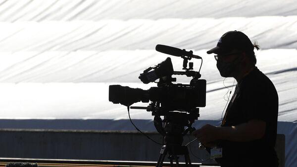Кинооператор - Sputnik Узбекистан