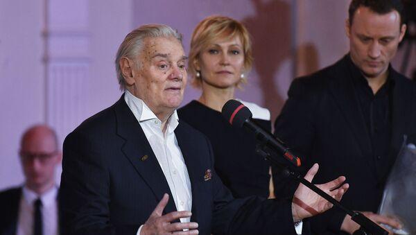 Владимир Андреев на церемонии вручения премии в Большом театре - Sputnik Узбекистан