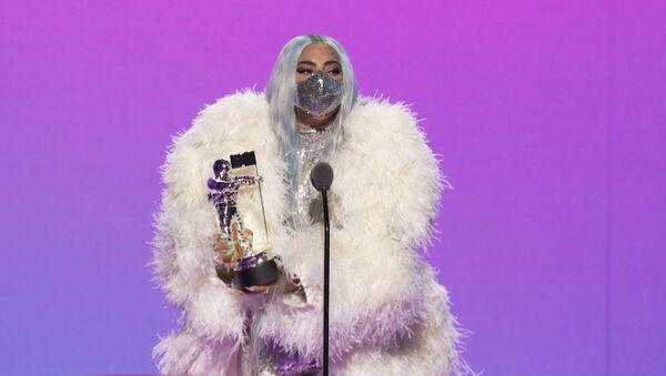 Леди Гага на церемонии VMA-2020 - Sputnik Узбекистан