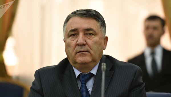 Министр транспорта Таджикистана Худоёр Худоёрзода - Sputnik Ўзбекистон