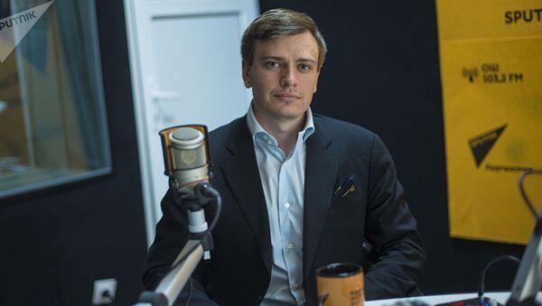 Младший экономист Мюнхенского института изучения интеграции рынков и экономической политики Юрий Кофнер - Sputnik Ўзбекистон