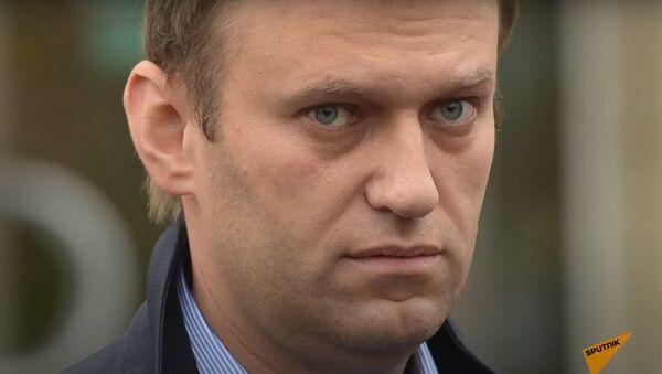 Старые лекала: США и ЕС готовы расследовать отравление Навального - Sputnik Ўзбекистон