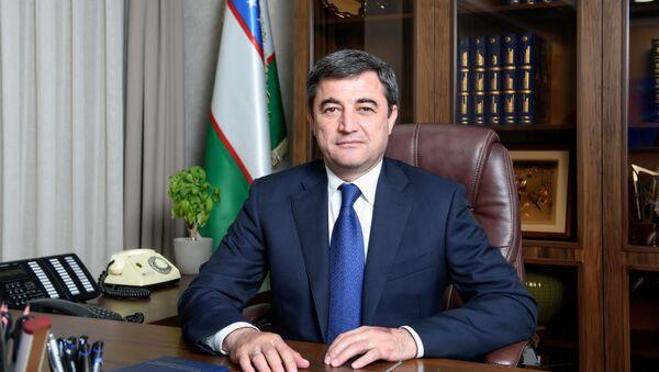 Алишер Султанов - Sputnik Узбекистан