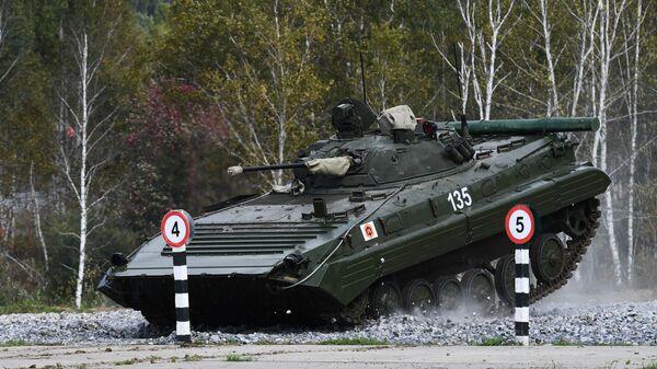 ArMI-2020. Konkurs Otlichniki voyskovoy razvedki - Sputnik Oʻzbekiston