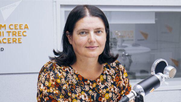 Эксперт в области здравоохранения Алла Токарчук - Sputnik Узбекистан