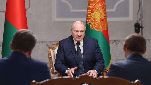 Prezident Belorussii Aleksandr Lukashenko - Sputnik Oʻzbekiston
