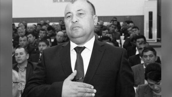 Xokim Mirishkorskogo rayona Kashkadarinskoy oblasti Gayrat Begaliyev - Sputnik Oʻzbekiston