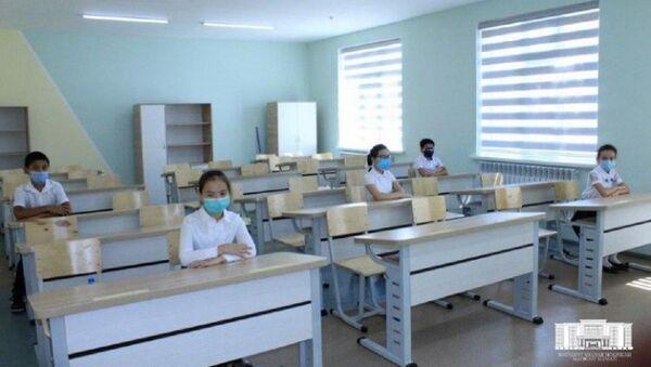 Сколько школ открывается на этой неделе в Ташкенте - список - Sputnik Узбекистан