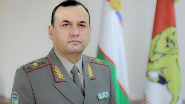 Рустам Джураев - Sputnik Узбекистан