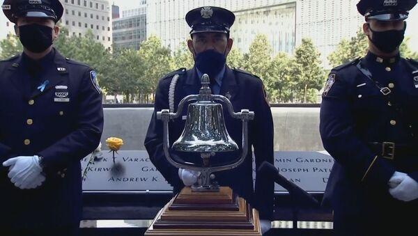 В Америке почтили память погибших во время теракта 11 сентября - Sputnik Узбекистан