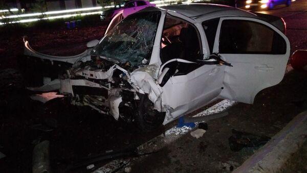 Страшное ДТП в Ташкентской области: четверо погибли, двое в больнице - Sputnik Ўзбекистон