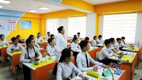 Школьники Узбекистана - Sputnik Узбекистан