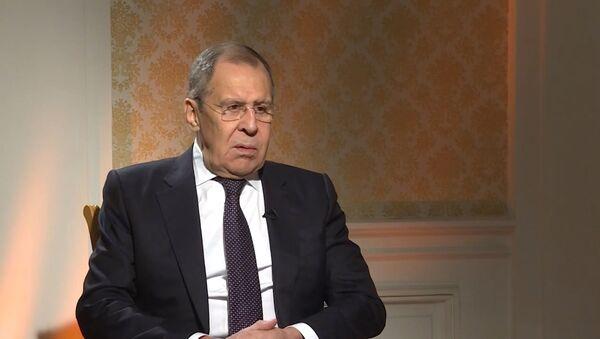 Лавров о ситуации с Навальным: наши западные партнеры перешли все рамки приличия - Sputnik Узбекистан