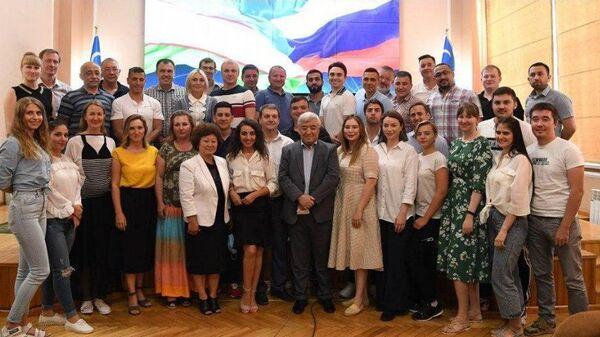 Российские врачи завершили миссию в Узбекистане - Sputnik Узбекистан