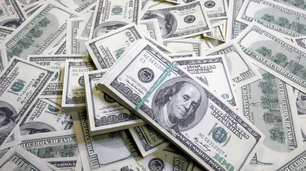 Dollarы SSHA - Sputnik Oʻzbekiston