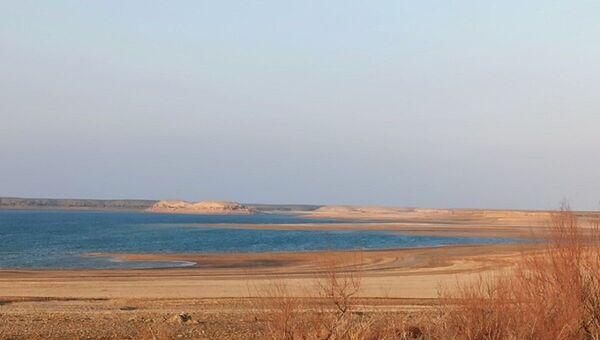 Куйимазарское водохранилище - Sputnik Узбекистан