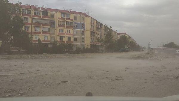 Ташкент накрыла пыльная буря - Sputnik Узбекистан