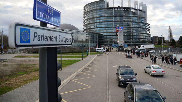 Главное здание Совета Европы в Страсбурге - Sputnik Ўзбекистон