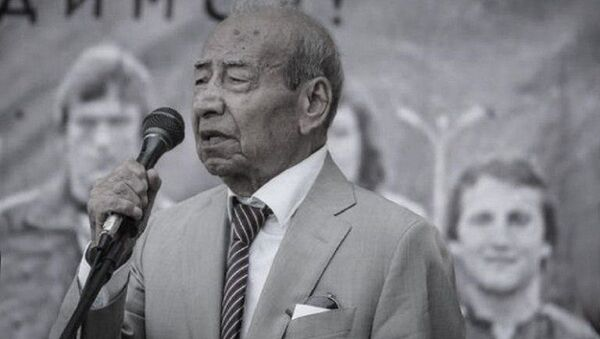 Скончался ветеран узбекского футбола Наримон Джалолов - Sputnik Ўзбекистон