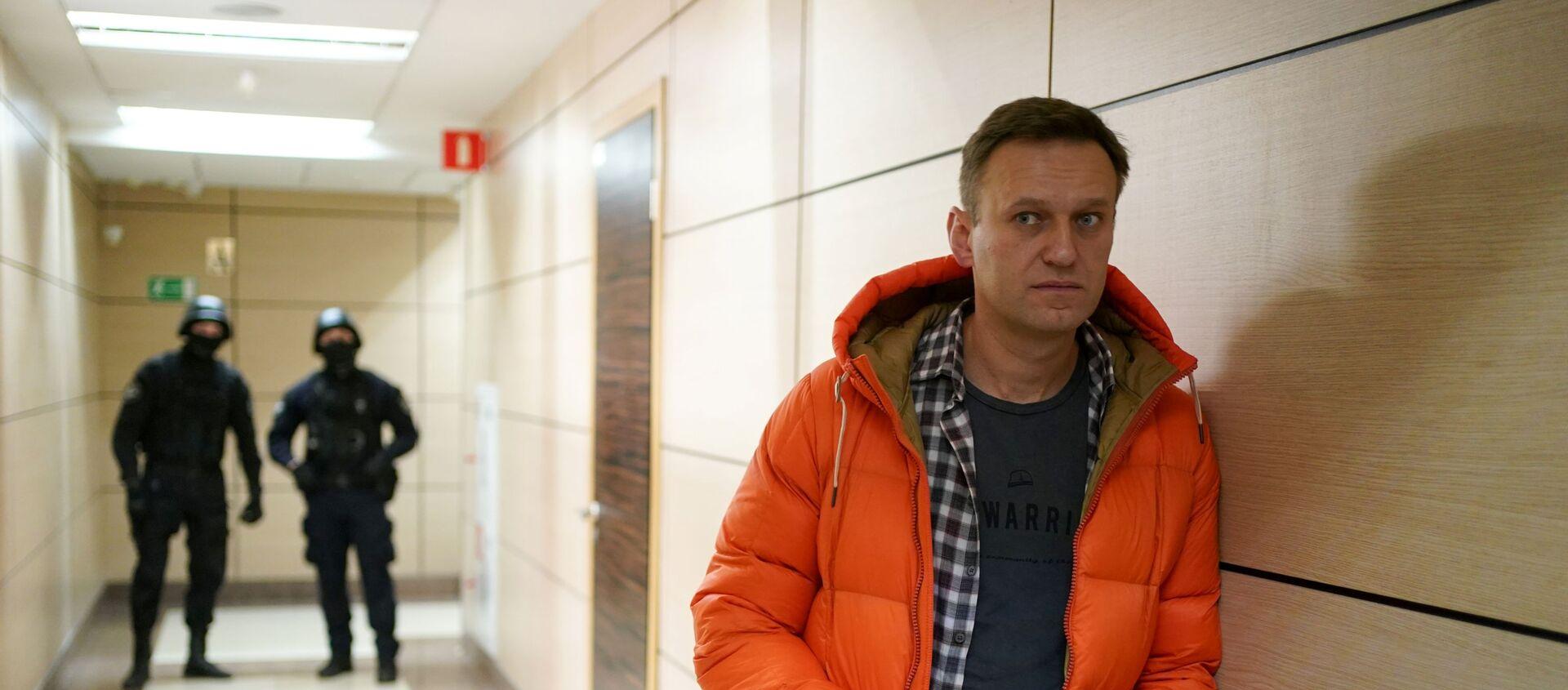 Aleksey Navalnыy - Sputnik Oʻzbekiston, 1920, 12.11.2020