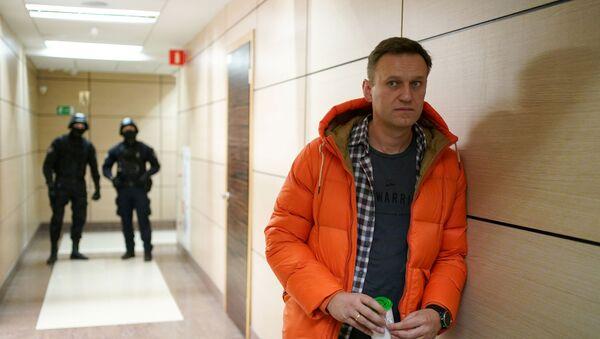 Aleksey Navalnыy - Sputnik Oʻzbekiston
