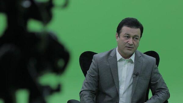 Заслуженый артист Узбекистана Шухрат Каюмов - Sputnik Ўзбекистон