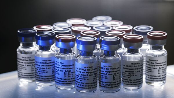 Вакцина против новой коронавирусной инфекции - Sputnik Узбекистан